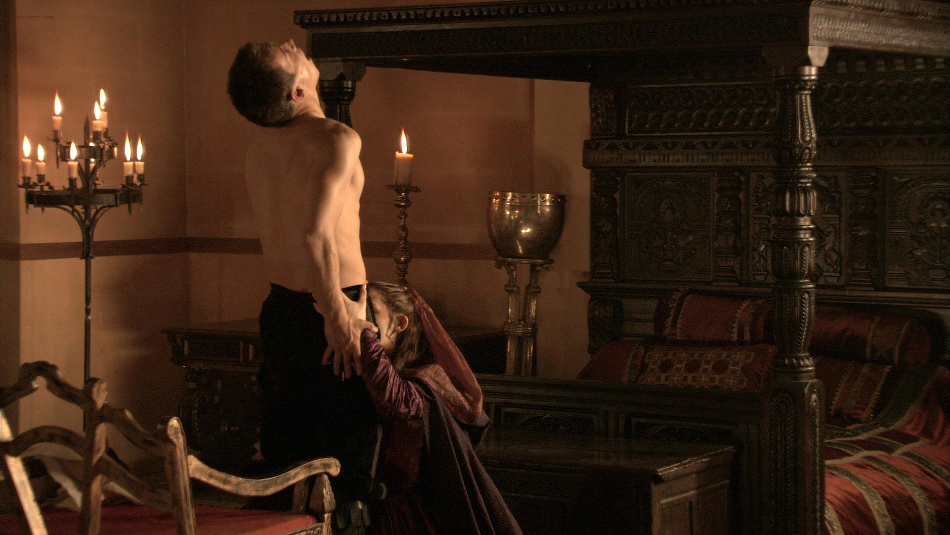 Perdita Weeks sexy - The Tudors s01e02 (2007)