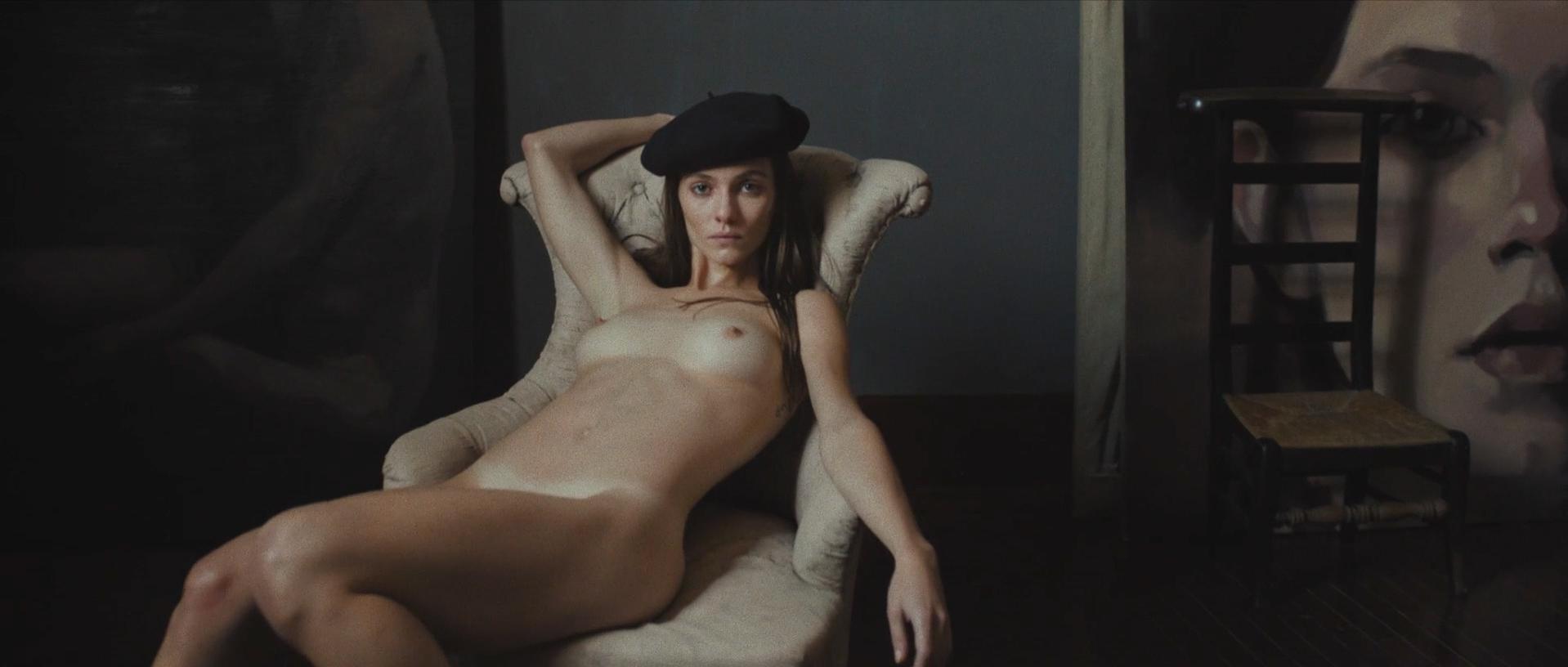 Salome Zimmerlin nude - La Fille d'Herode (2016)