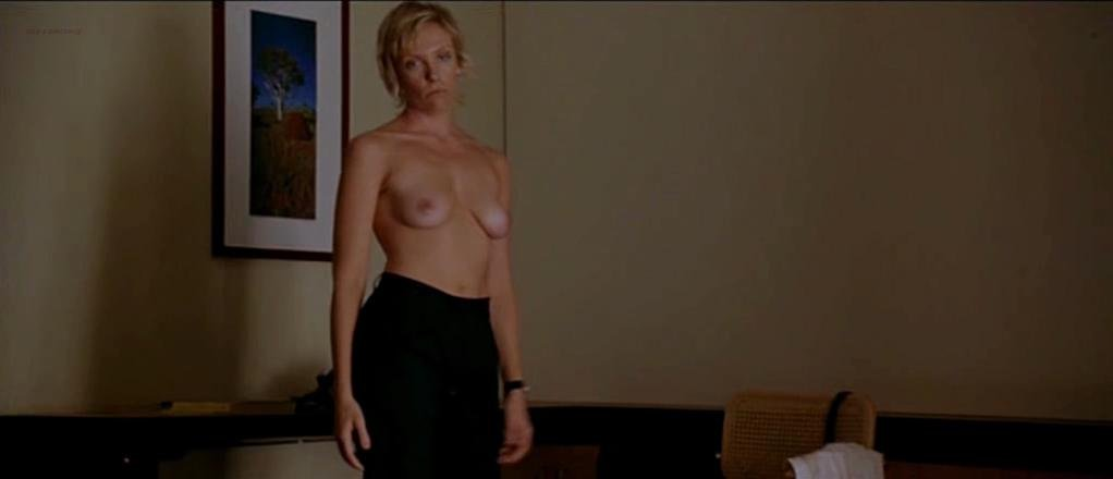 Toni Collette nude - Japanese Story (2003)