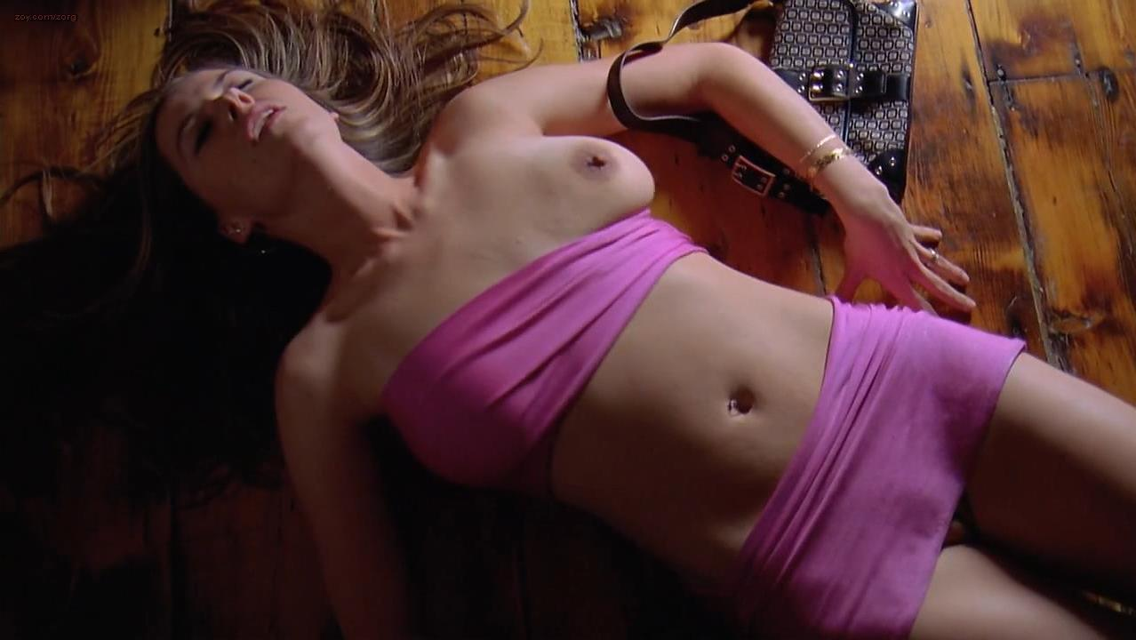 Vicky Wiese nude - Bad Biology (2008)