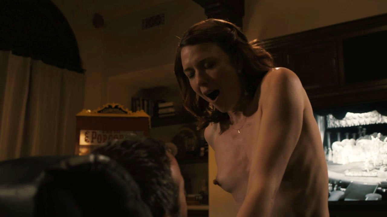 Lucy Walters nude - Get Shorty s01e06 (2017)