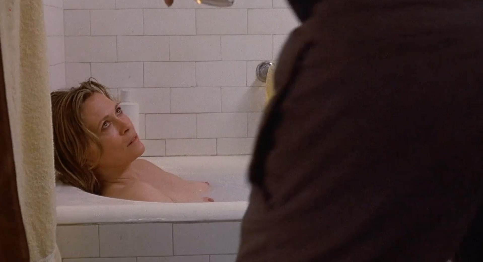 Faye Dunaway nude - Barfly (1987)