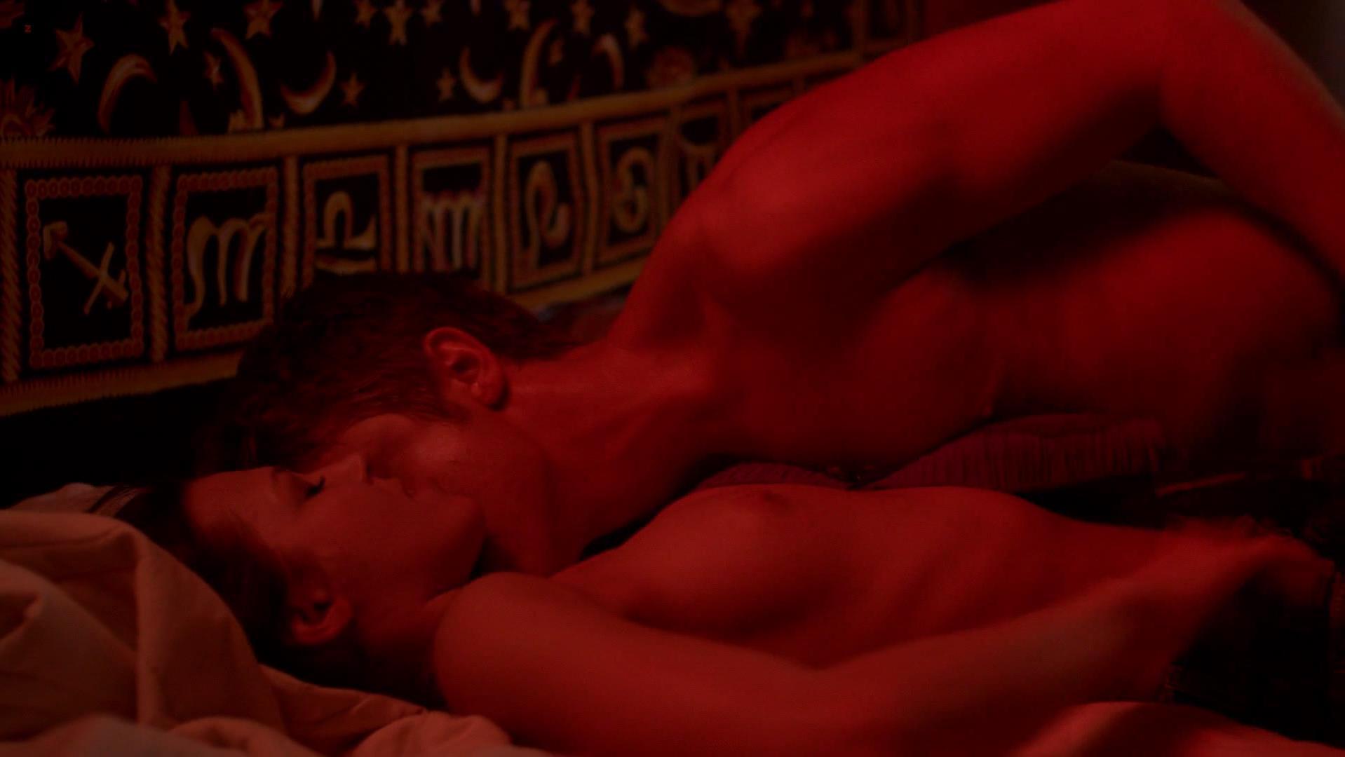 Amanda Ward nude - Born Bad (2011)