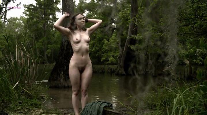 nude yoga blog