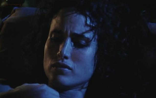 Andie MacDowell nude - Deception (1993)