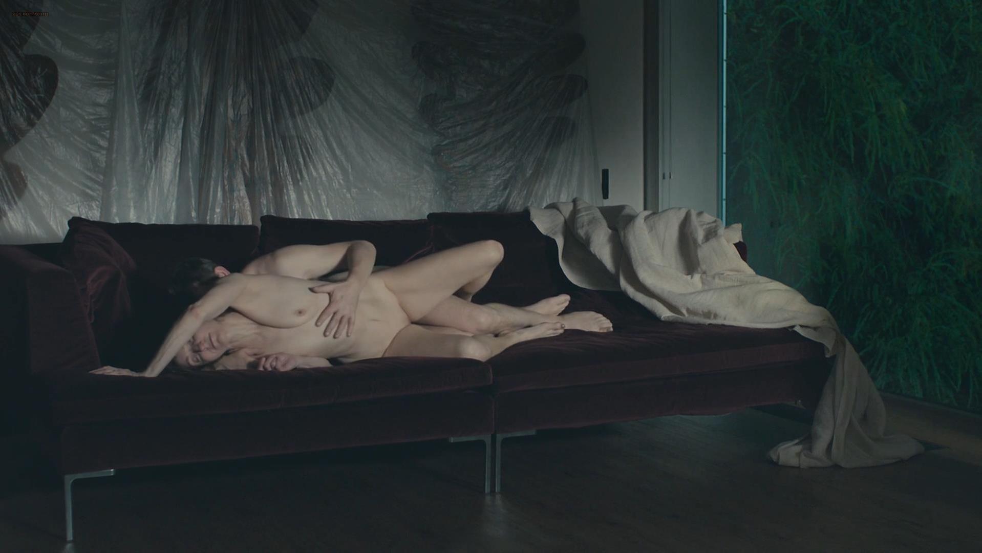 Viviane Albertine nude - Exhibition (2013)