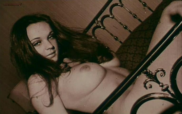 Christina Lindberg nude - Exposed (1971)