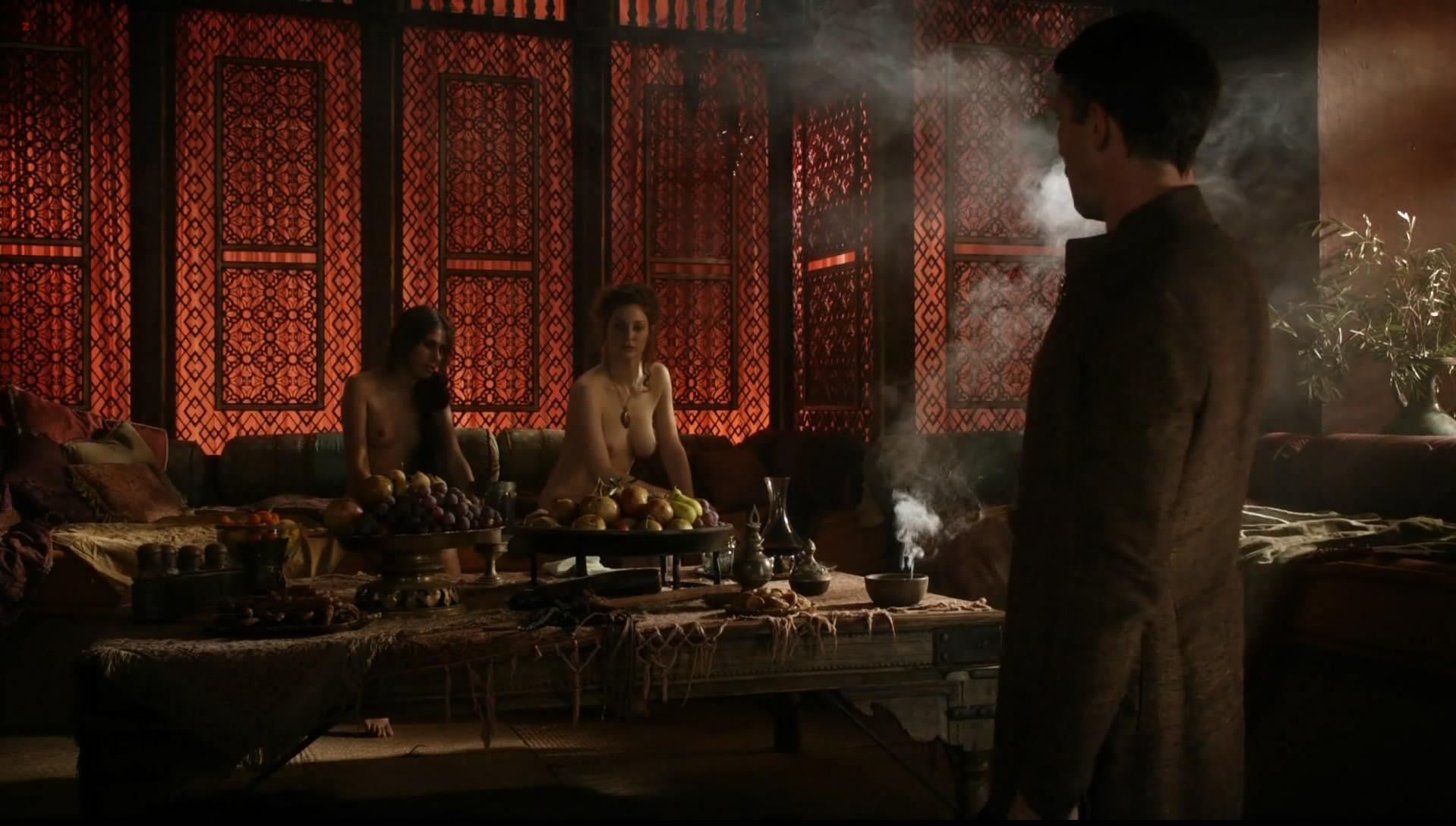 Esme Bianco nude, Sahara Knite nude - Game of Thrones s01e07 (2011)