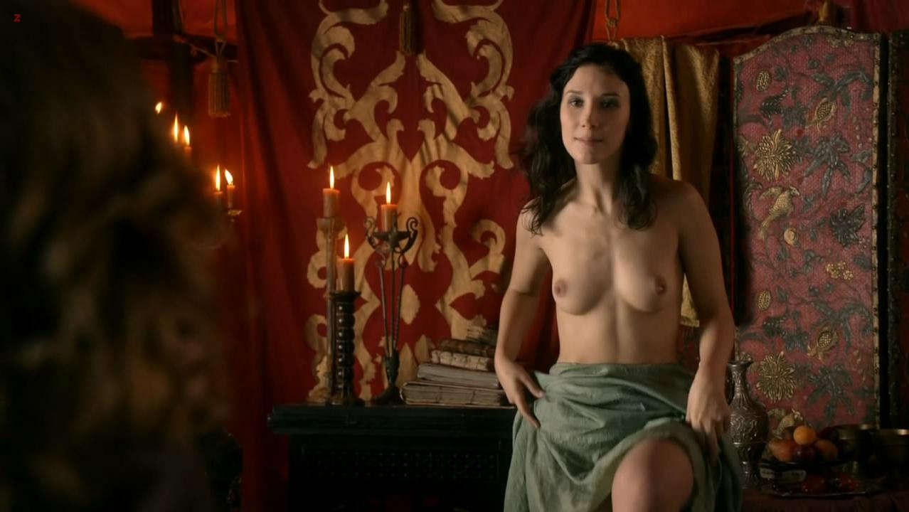 Sibel Kekilli nude - Game Of Thrones s01e09 (2011)
