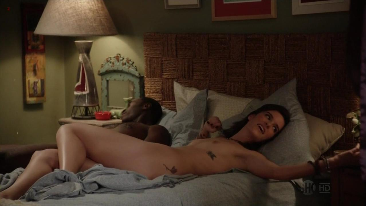 Anna Wood nude - House of Lies s01e11 (2012)
