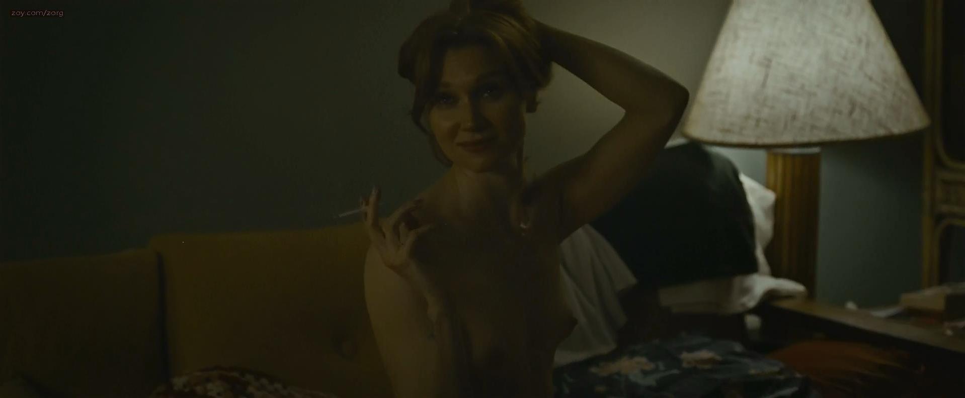 Amy Sloan nude - A Single Shot (2013)
