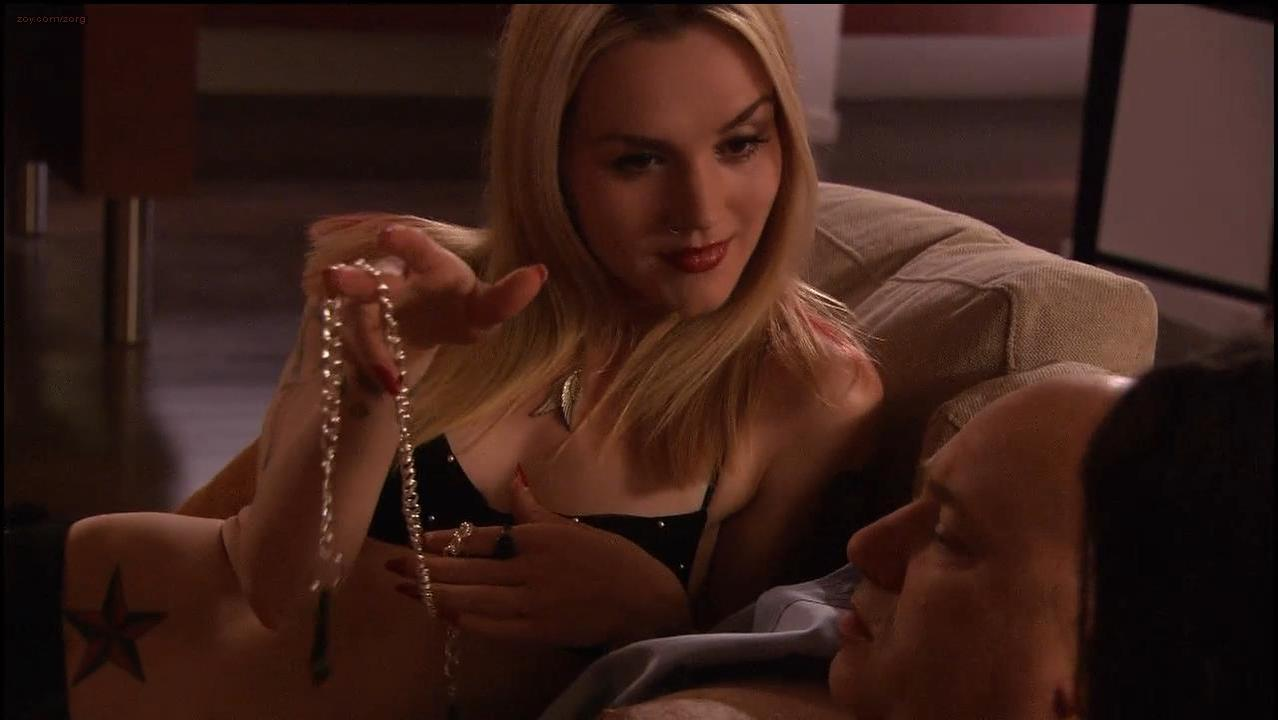 Rachel Miner sexy, Pamela Adlon sexy - Californication s01 (2007)