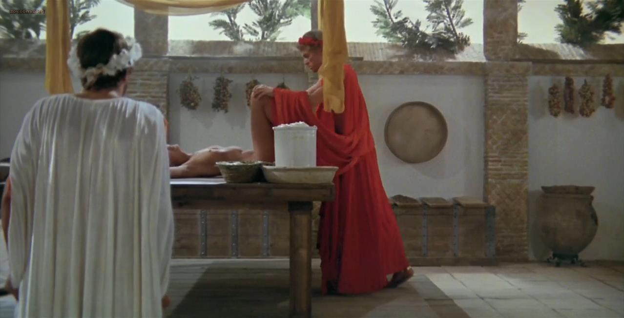 Mirella D'Angelo nude - Caligula (1979)