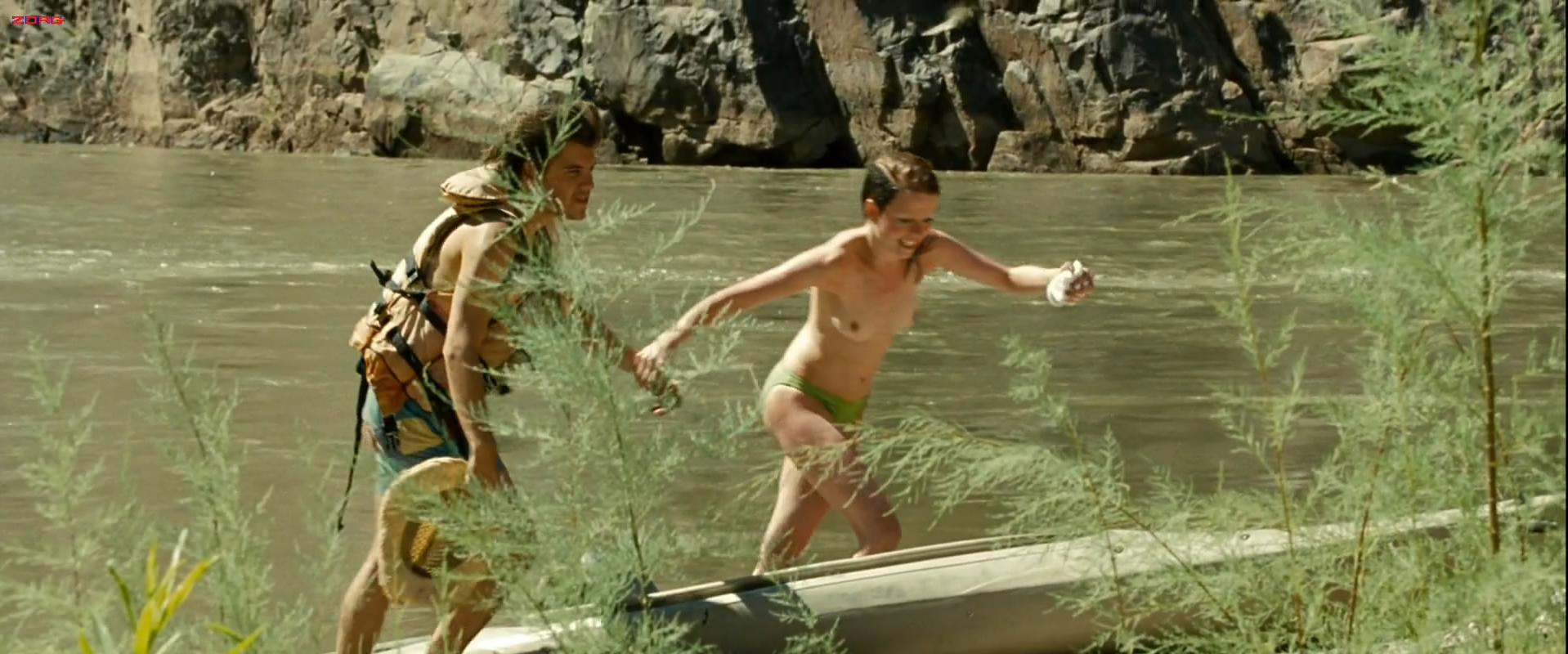 Shall Into the wild nudity