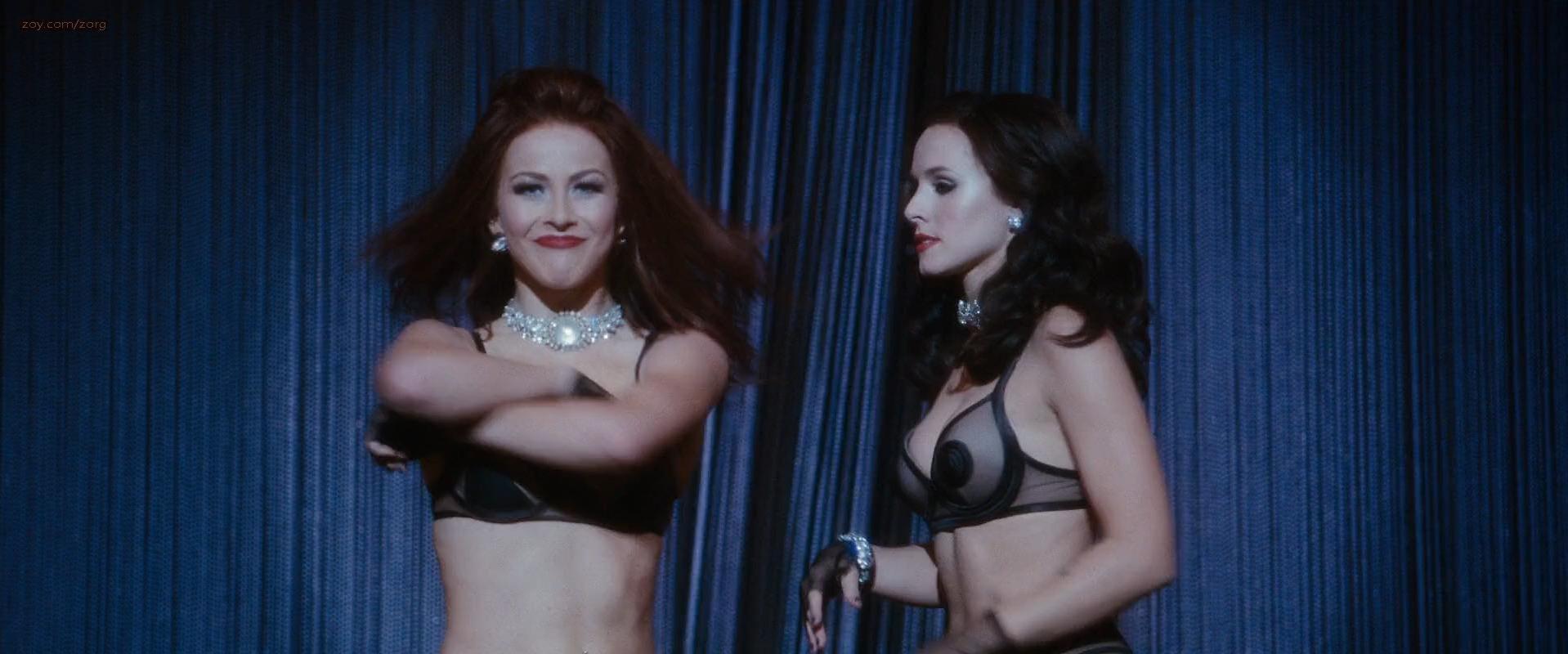 Kristen Bell sexy - Burlesque (2010)