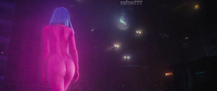 Ana de Armas nude - Blade Runner 2049 (2017)