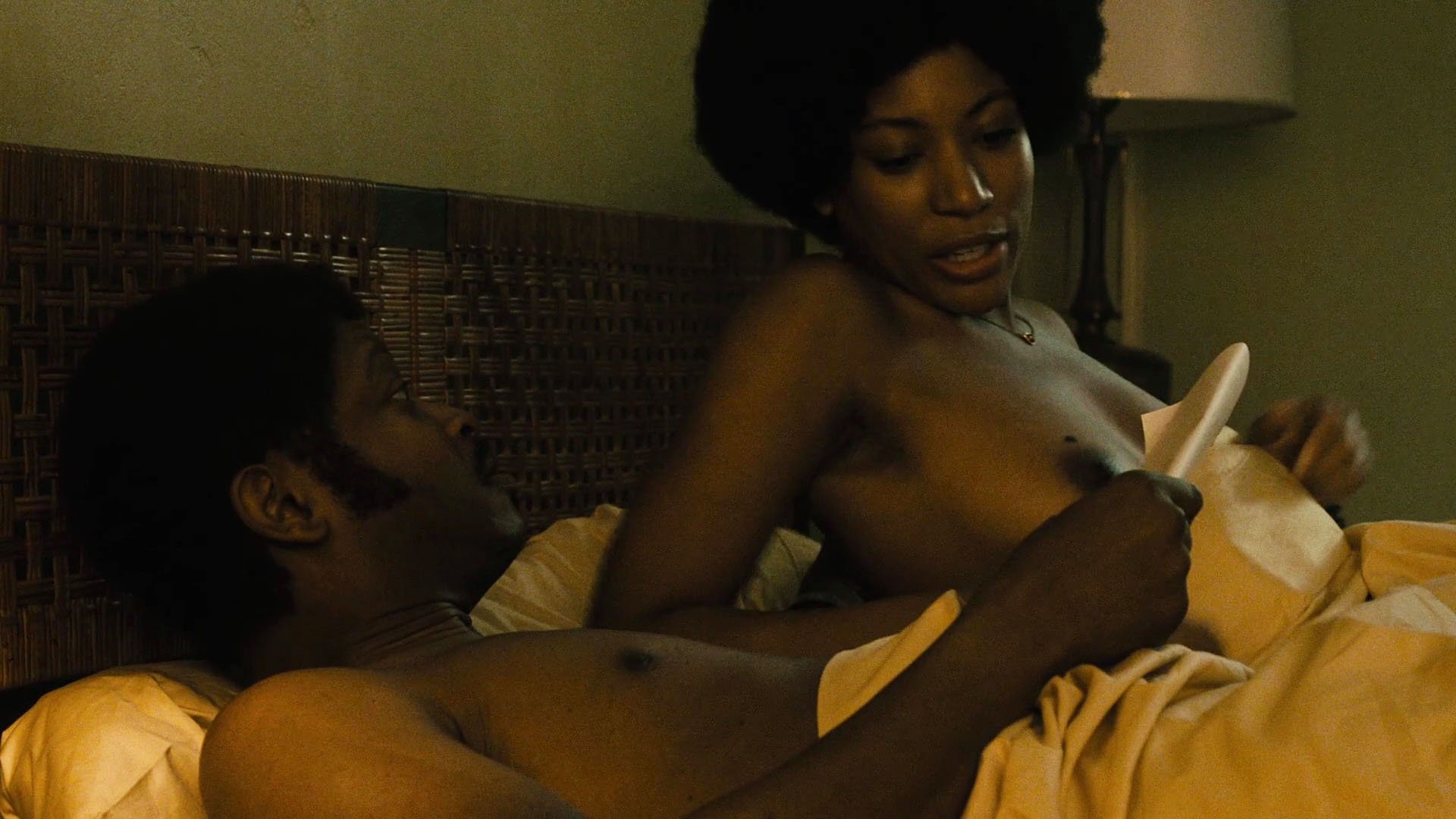 Natalie Paul nude - The Deuce s01e08 (2017)