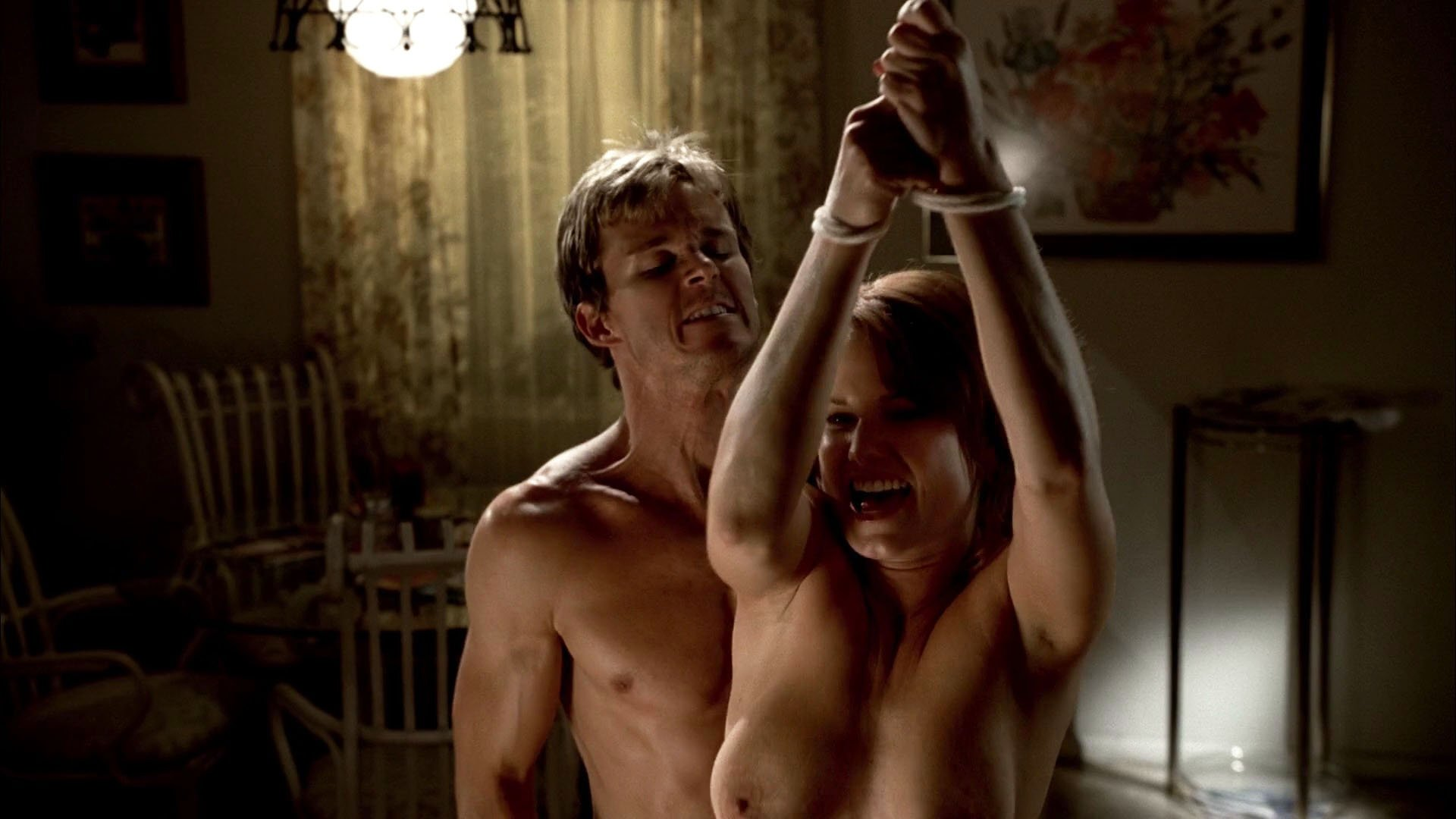 Danielle Sapia nude - True Blood s01e01 (2008)