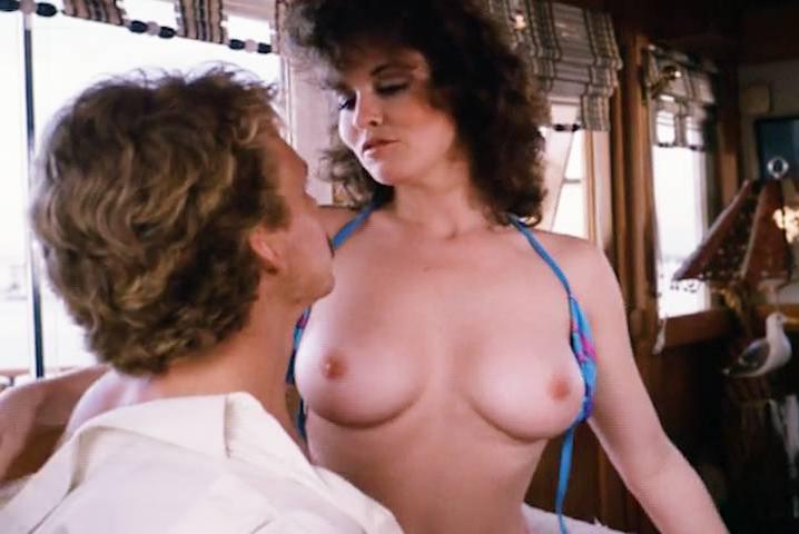 Kimberly McArthur nude, Sybil Danning nude, Barbara Edwards nude, Lynda Wiesmeier nude - Malibu Express (1985)