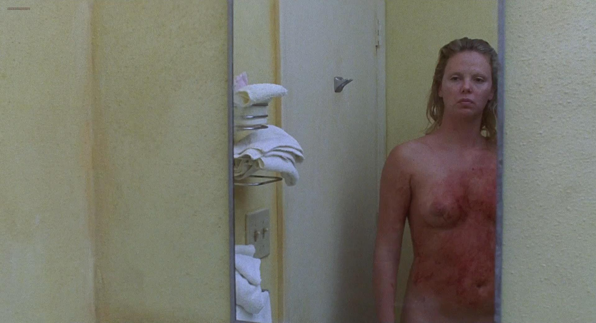 Charlize Theron nude, Christina Ricci nude - Monster (2003)