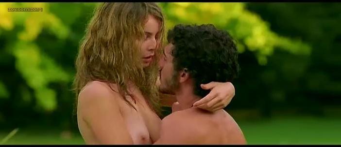 Violante Placido nude - Ora o mai piu (2003)