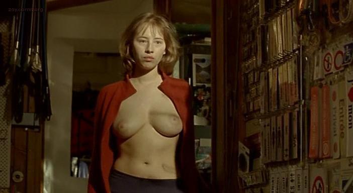 Isild Le Besco nude - Pas Douce (2007)