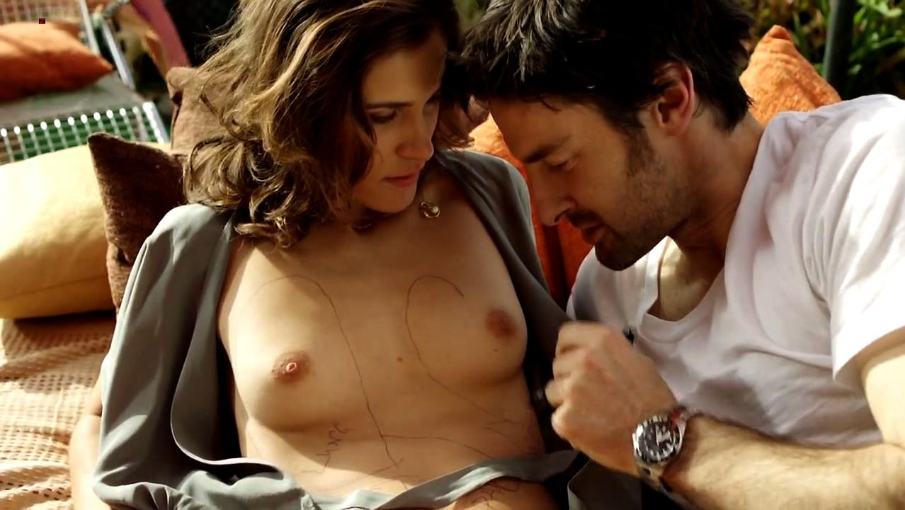 Lili Bordan nude - Silent Witness s14e07 (2011)