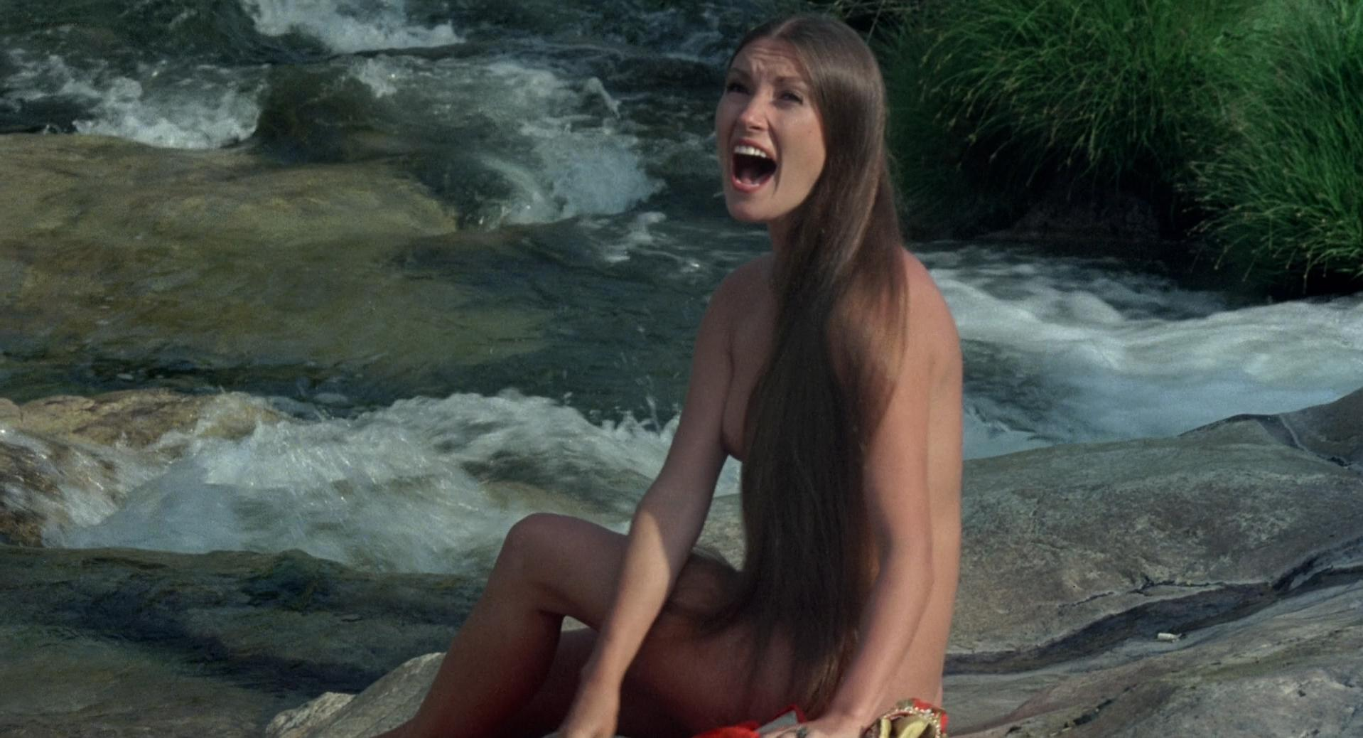 Jane Seymour nude, Taryn Power nude - Sinbad and the Eye of the Tiger (1977)