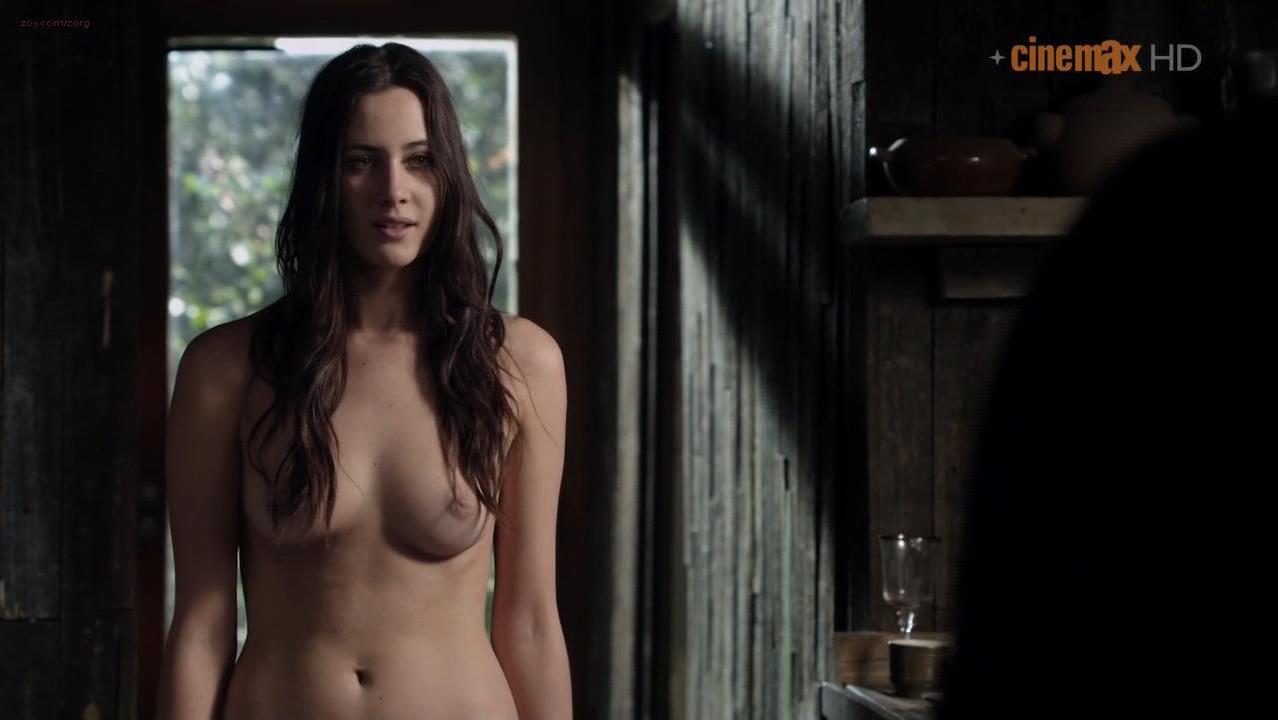 Jay Anstey nude - Sleeper's Wake (2012)