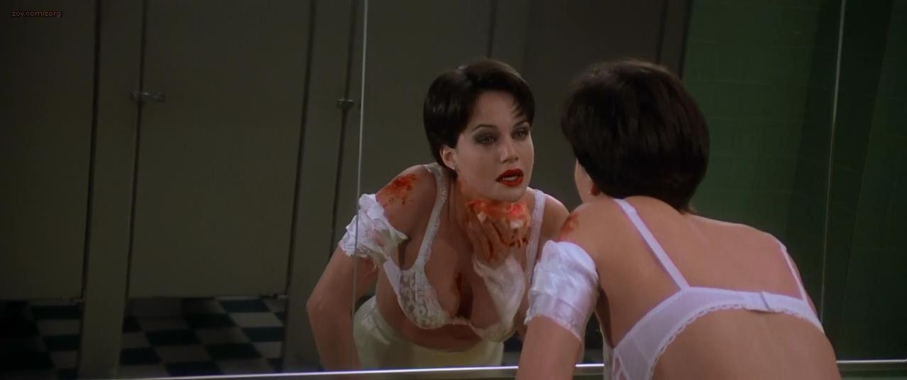 Carla Gugino sexy - Snake Eyes (1998)