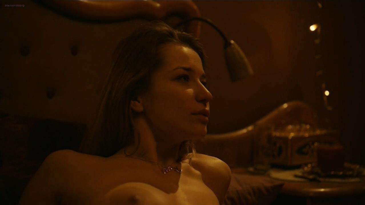 Rain Elwood nude - Strike Back s04e04 (2013)