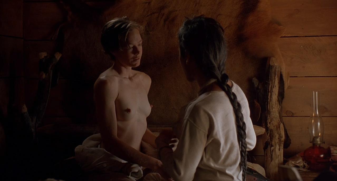 Suzy Amis nude, Olinda Turturro sexy - The Ballad of Little Jo (1993)