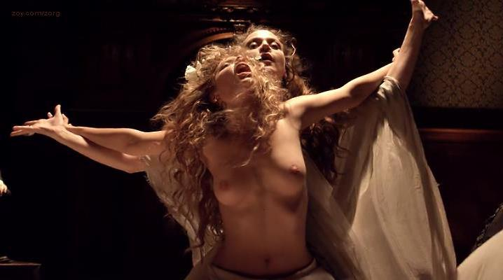 Jytte-Merle Bohrnsen nude, Jeanette Hain nude - The Forbidden Girl (2013)