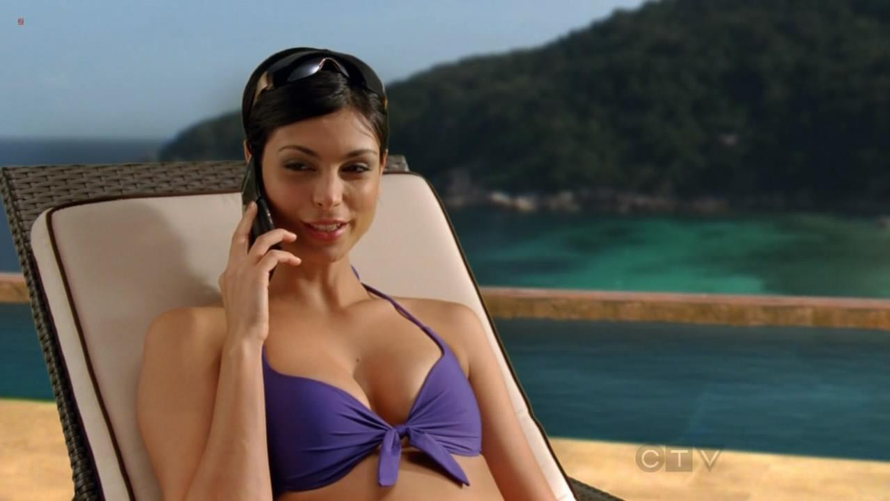 Nude Video Celebs » Actress » Morena Baccarin