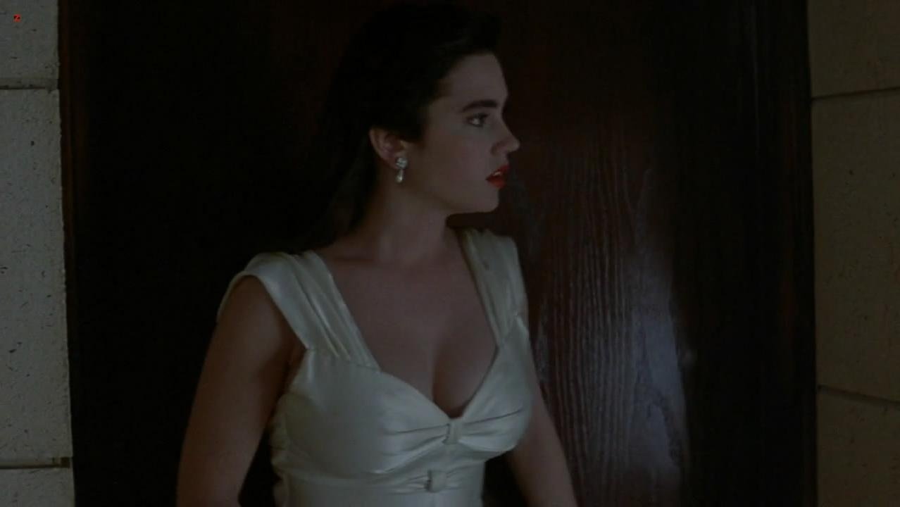 Jennifer Connelly sexy - The Rocketeer (1991)