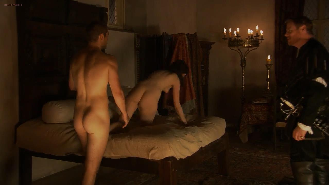 Anna Brewster nude - The Tudors s01e01 (2007)