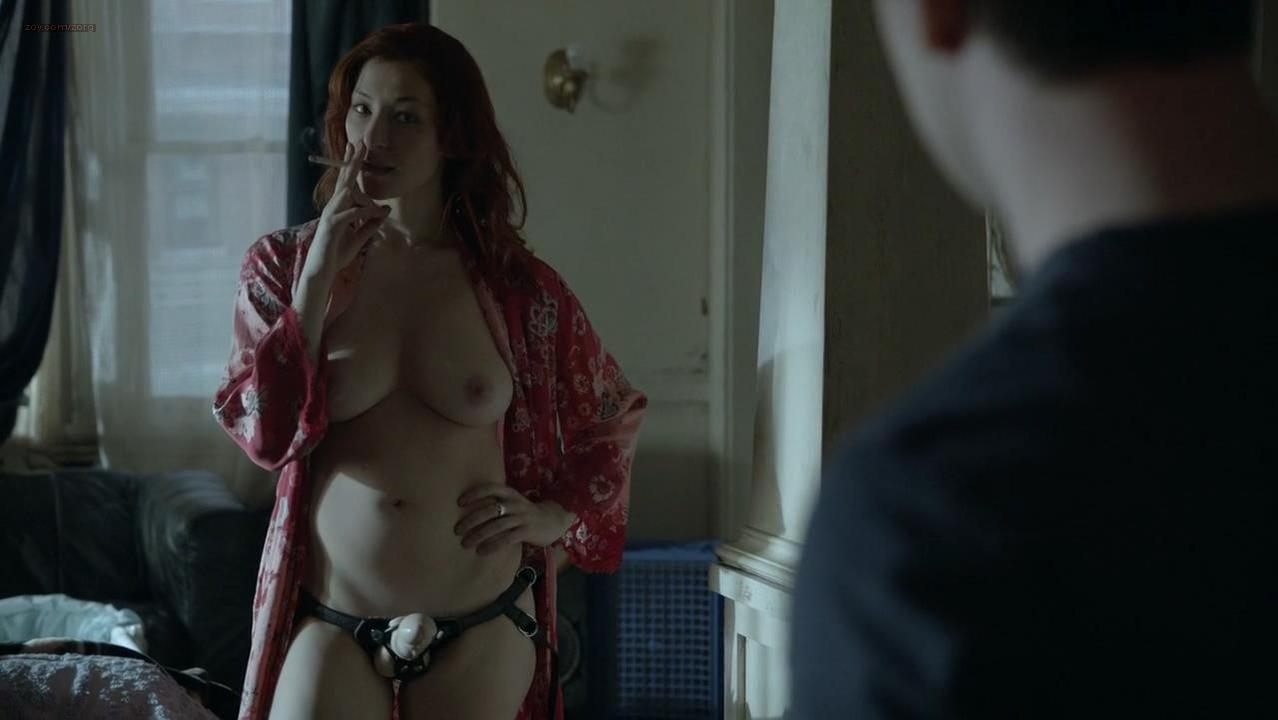 Kathleen robertson boss sex scenes - 5 10