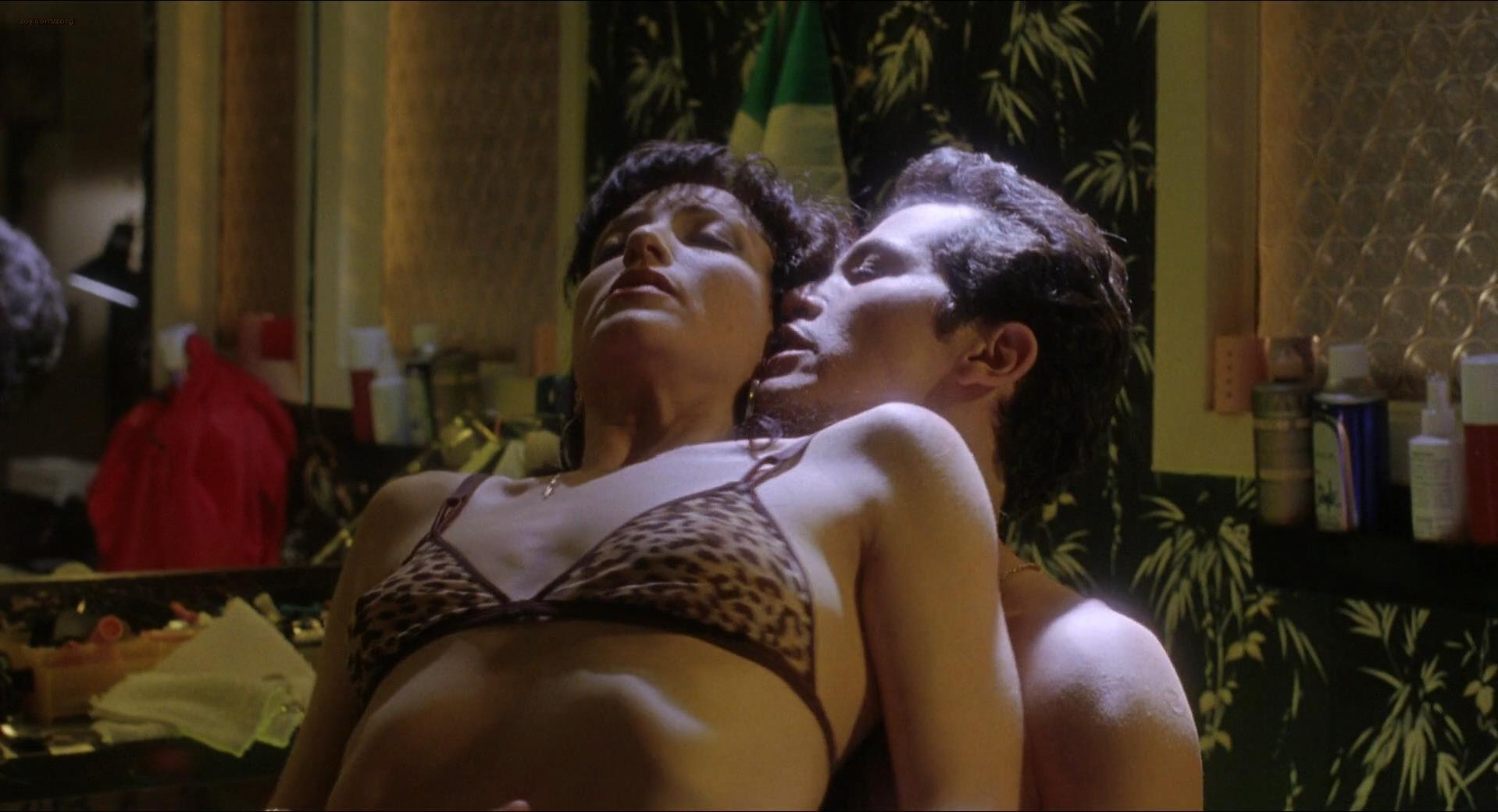 Mira sorvino sex scene
