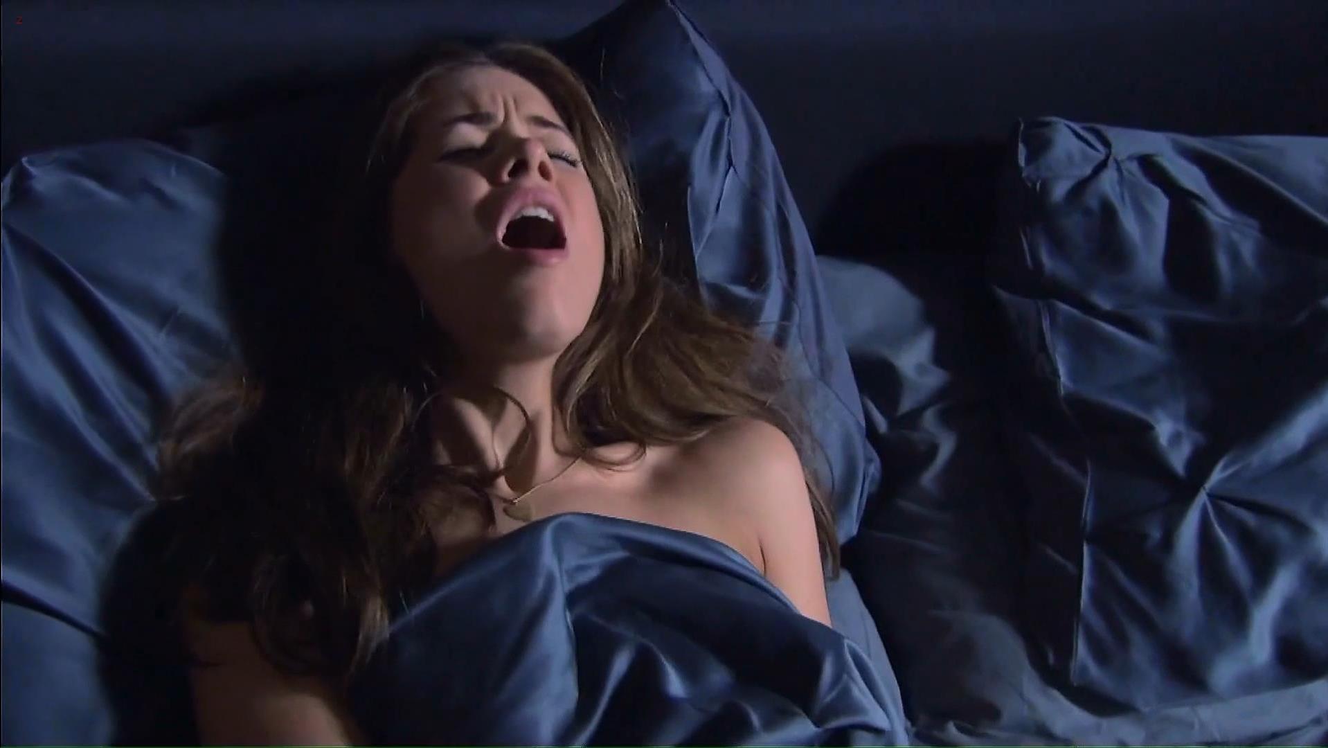 Wow Roxanne mckee nude good