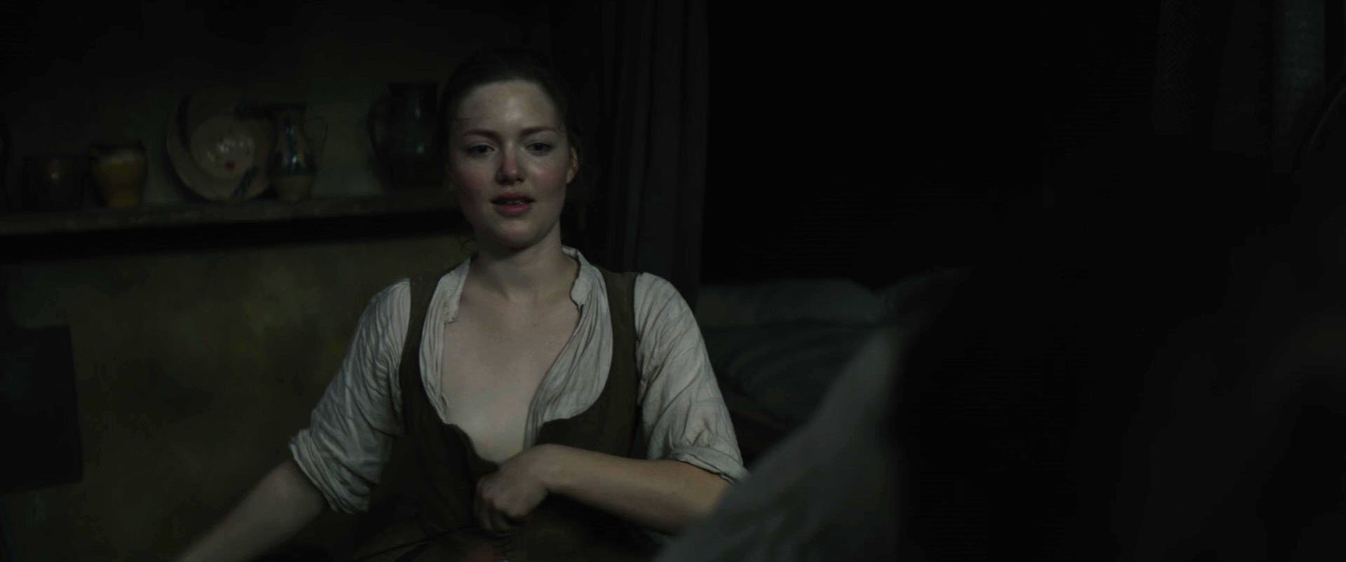 Would holliday grainger naked bottom