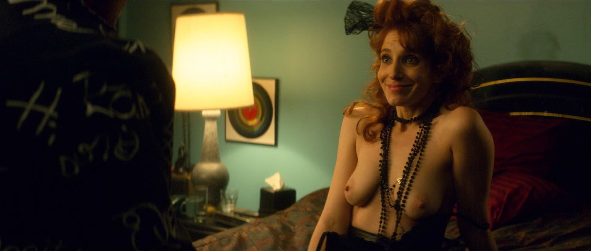 Gwen Hollander nude - Future Man s01e10 (2017)