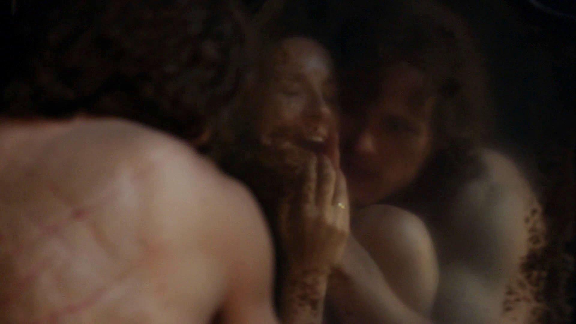 Caitriona balfe nude outlander s01e07 8