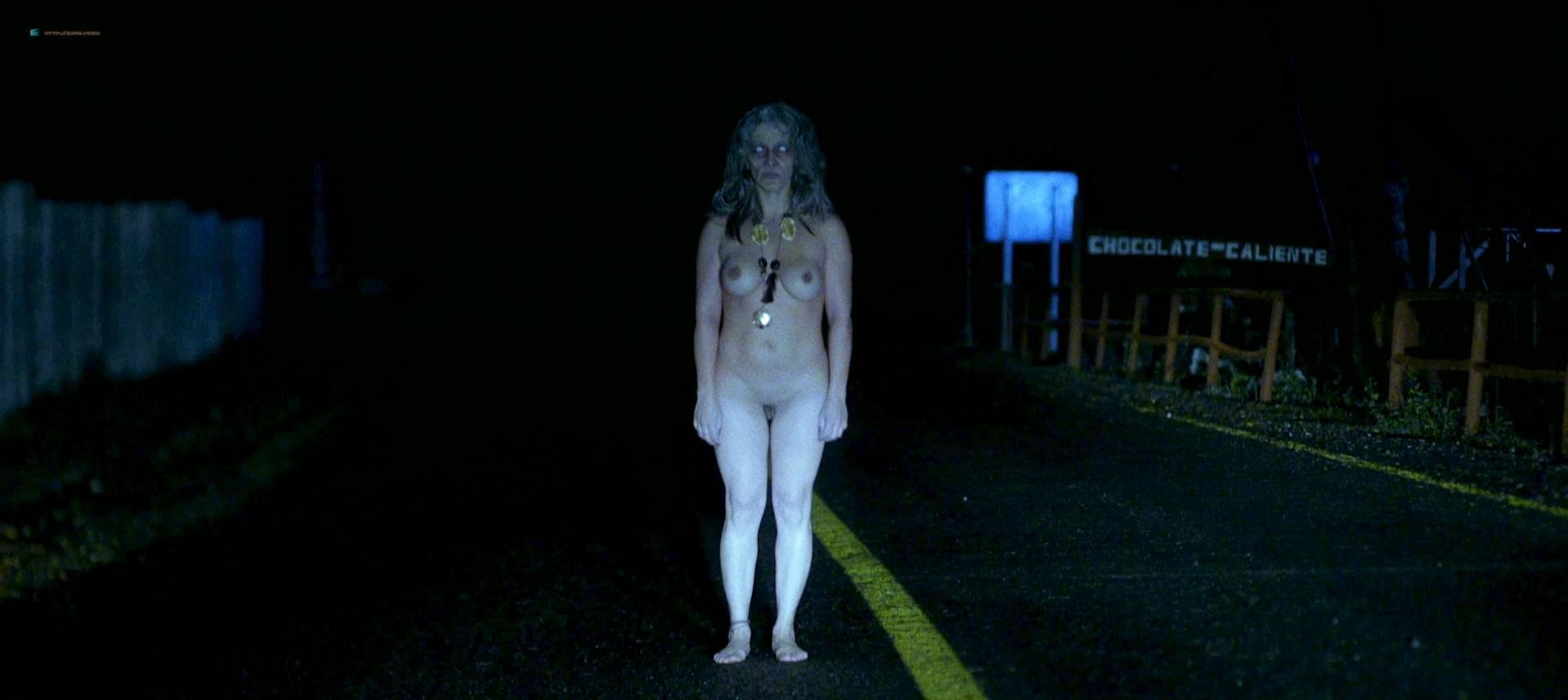 Natalie Burn nude, Lisseth Candia Encina nude, Priscilla Luciano nude - Downhill (2016)