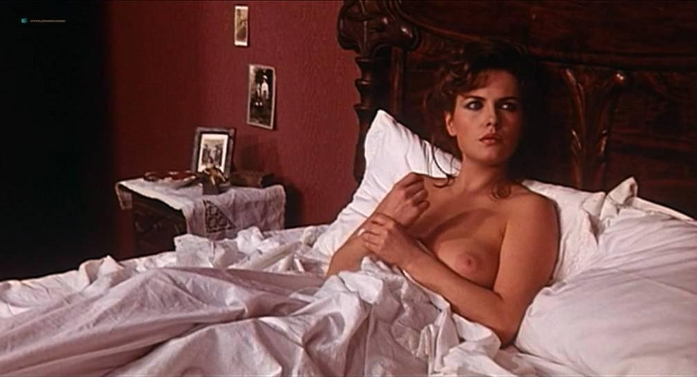 Nathalie Nell nude, Monica Scattini nude - Malamore (1982)