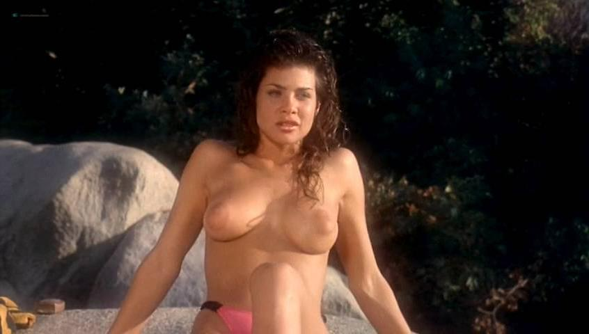 Teri Weigel nude, Vickie Benson nude, Betsy Russell sexy, Krista Pflanzer nude - Cheerleader Camp (1988)