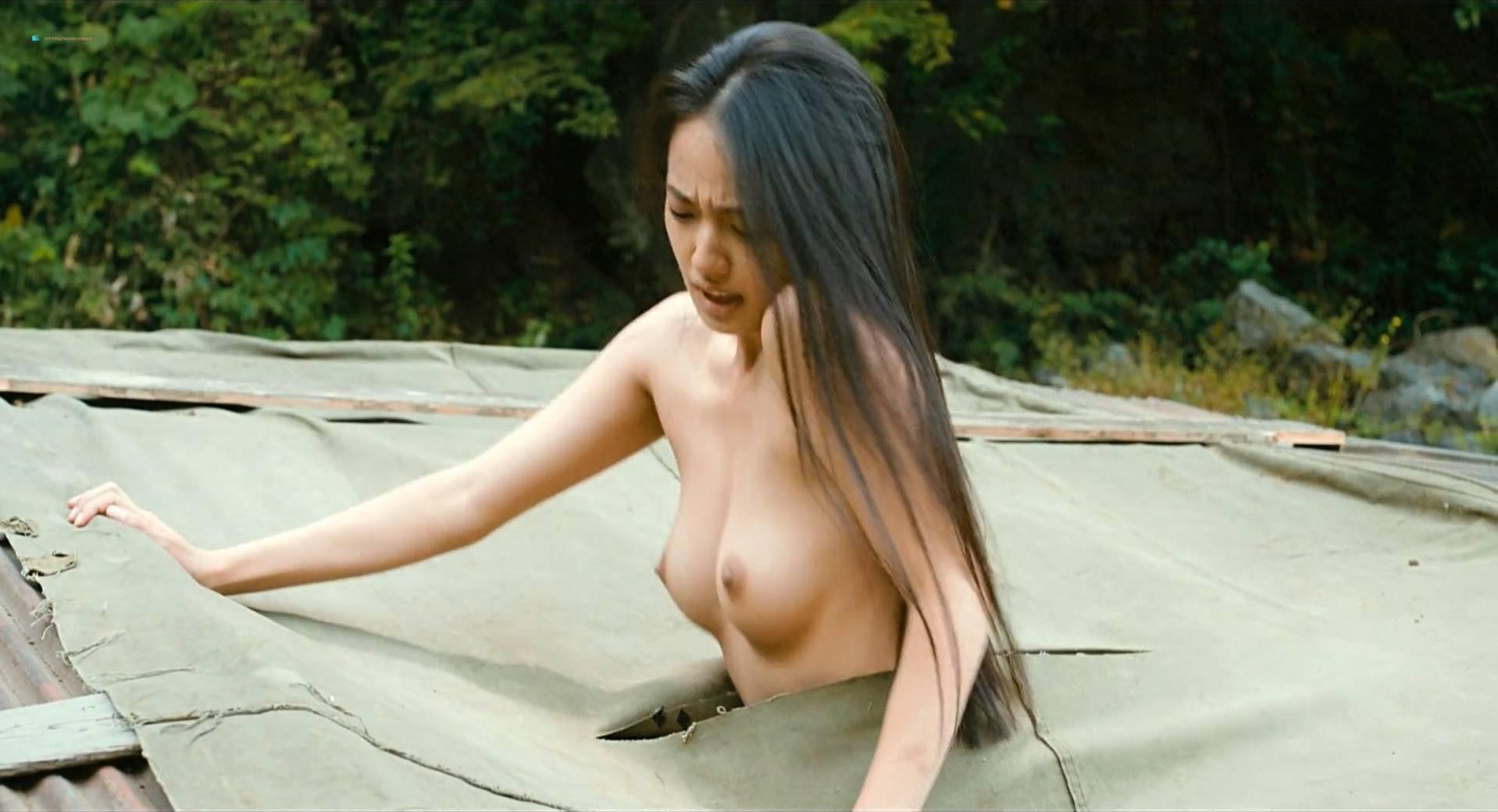 Yuki Mamiya nude, Michiho Suzuki nude - Wet Woman in the Wind (2016)