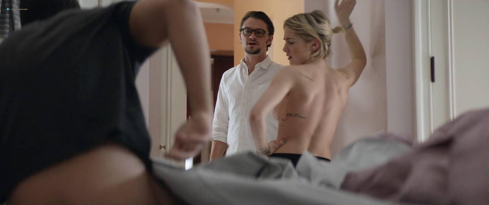 Ashley Benson sexy, Addison Timlin sexy - Chronically Metropolitan (2016)