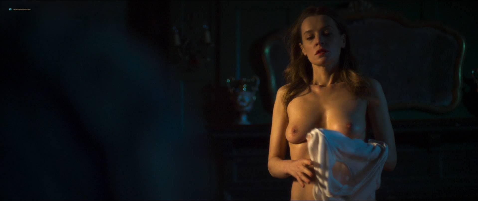 Catherine walker and alexis peterman nude strike back