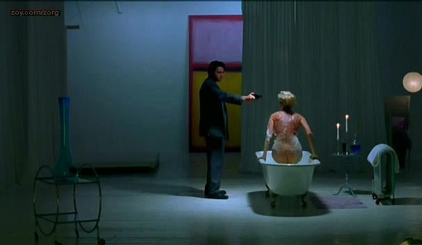 Natasha Henstridge nude - Second Skin (2000)