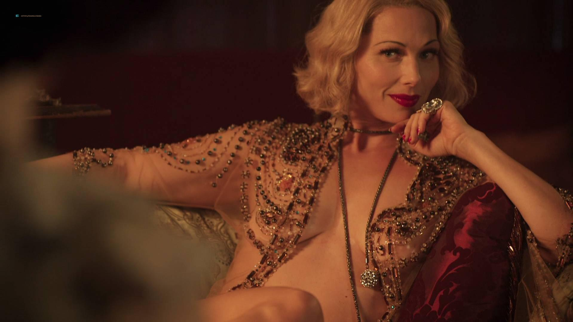 Stefanie von Pfetten sexy, Carina Conti nude, Chanon Finley nude, Sarah French nude - The Last Tycoon s01e04 (2017)